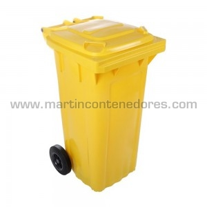 Waste container 120 liters
