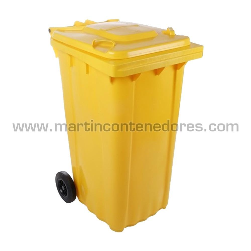 Contenedor para reciclaje