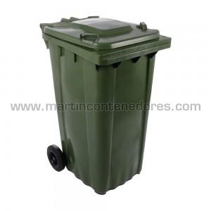 Conteneur étanche pour déchets