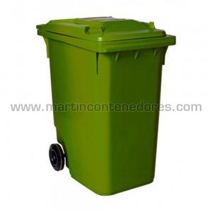 Contenedor basurero 360 litros