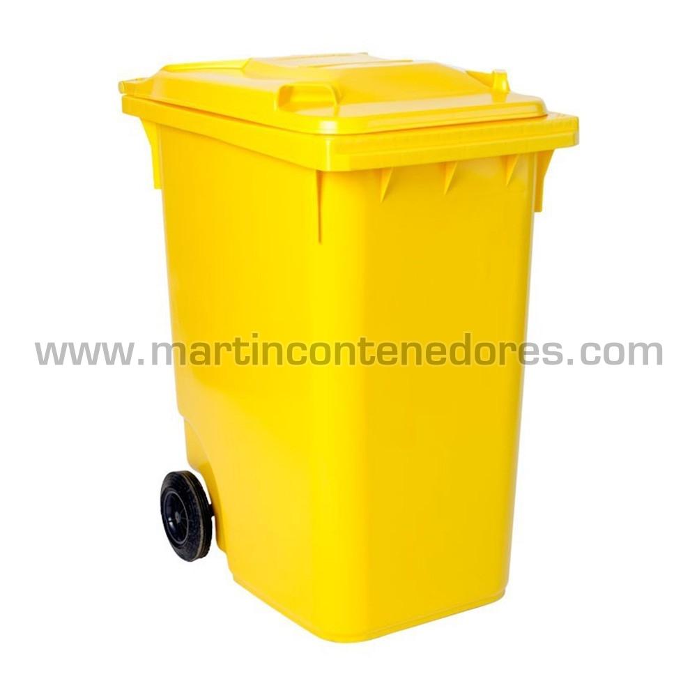 Conteneur pour déchets poids à vide 20 kg