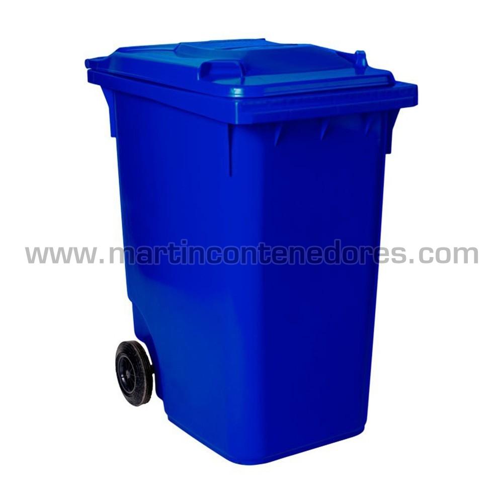 Conteneur pour déchets capacité de charge 160 kg