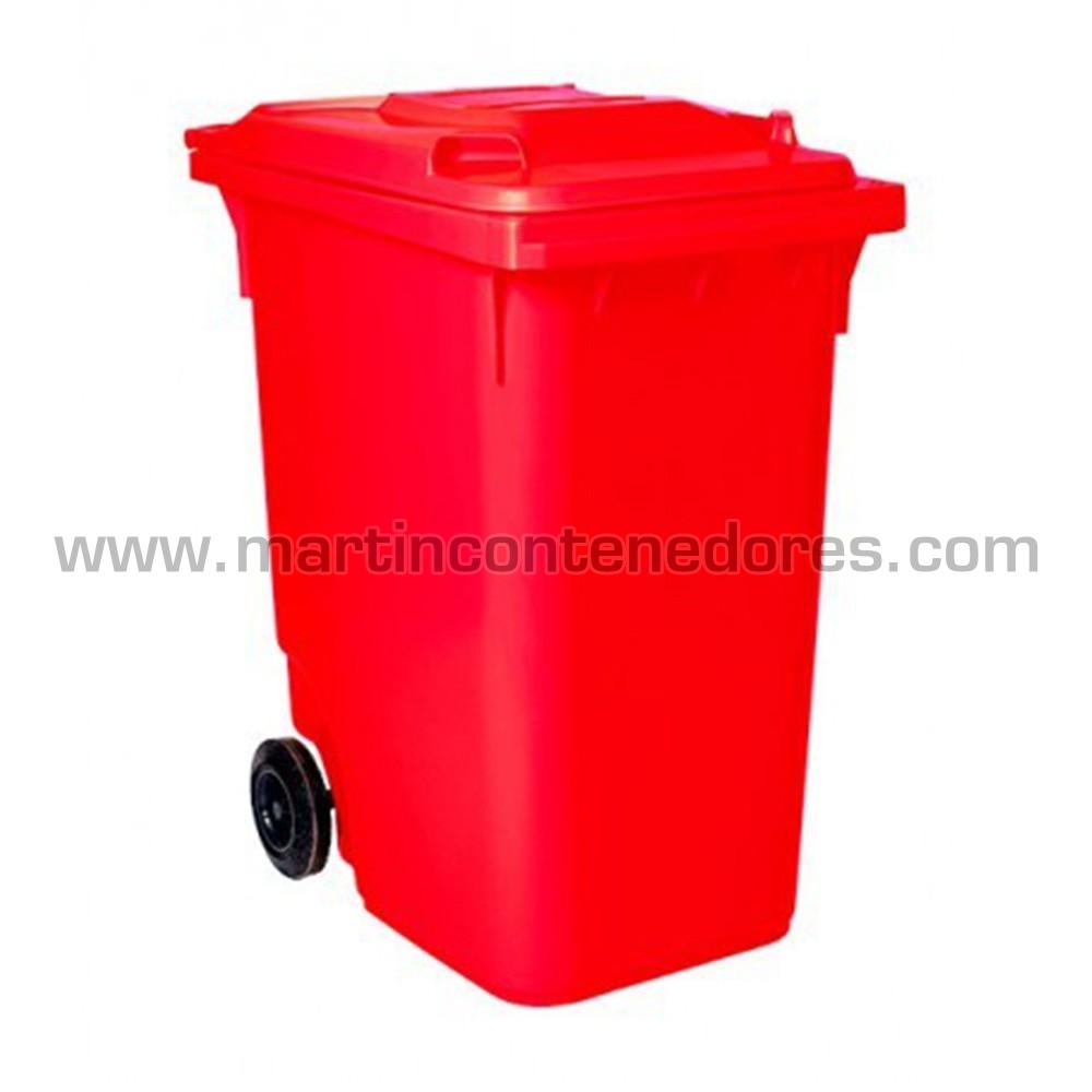 Contentor para lixo 360 litros