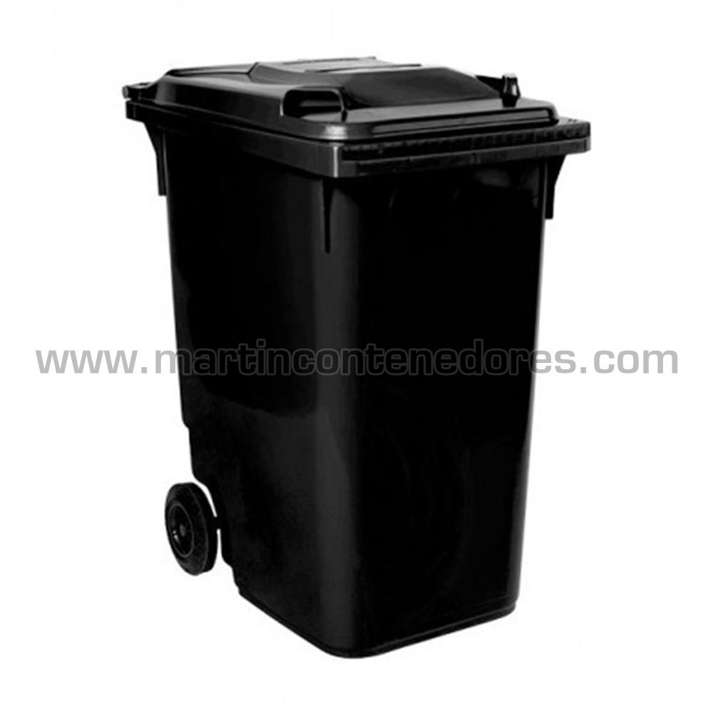 Conteneur pour déchets étanche volume 360 litres