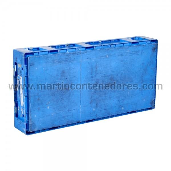 Caja  azul