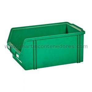 Gaveta plástica 330x227x155 mm