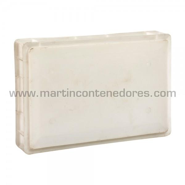 Bac plastique largeur 400 mm