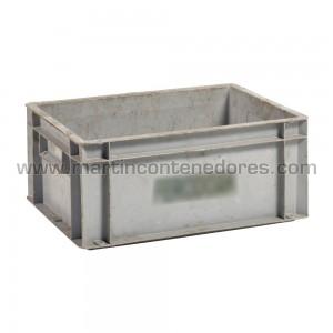Caisse plastique hauteur utile 170 mm