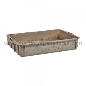 Plastic box 680x440x110/105 mm