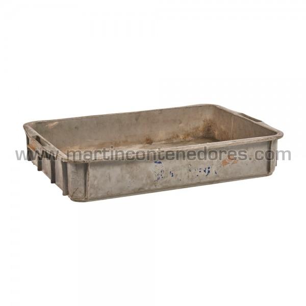 Caja plástica 680x440x110/105 mm