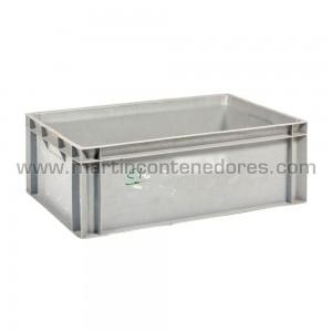 Caixa plástica 600x400x210 mm