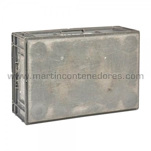 cajas plasticas apilables