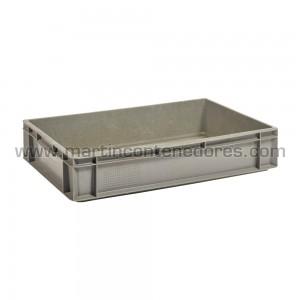 Plastic box 600x400x120/115 mm