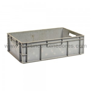 Caja plástica 600x400 mm