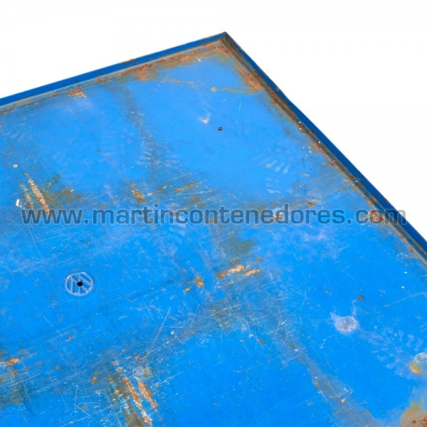 Palette tôlé hauteur 170 mm