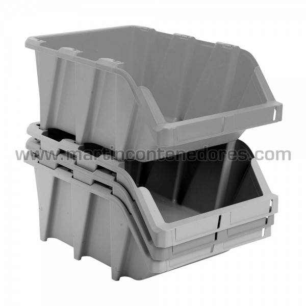 Bac à bec plastique poids à vide 0,9 kg