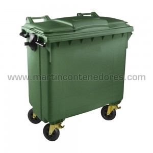 Waste container 770 litres