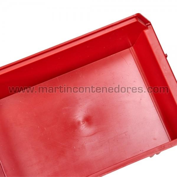 Gaveta plástica 340x210x150 mm
