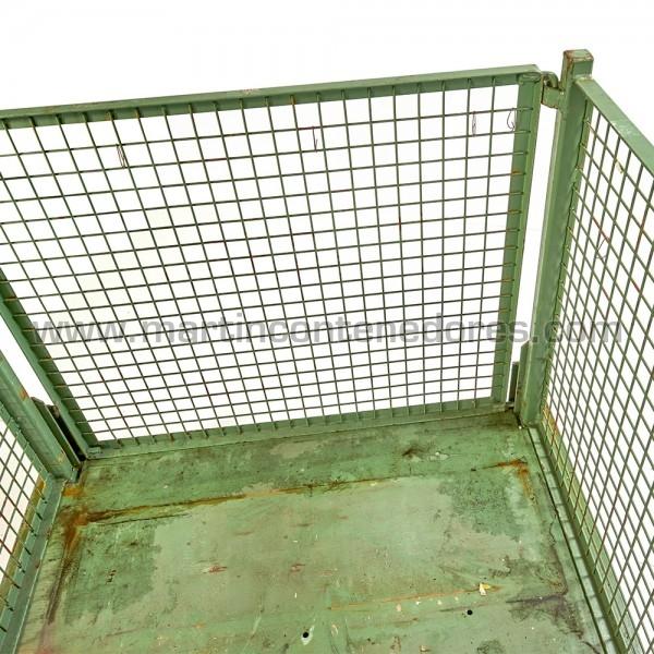 Jaula plegable 1200x1000x1000/810 mm