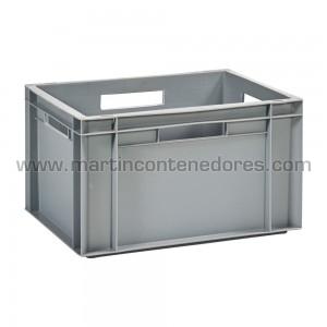 Euronorm plastic box...
