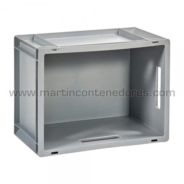 Caisse plastique volume 20 litres