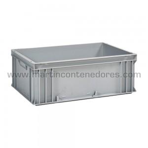 Plastic box 600x400x220/204 mm