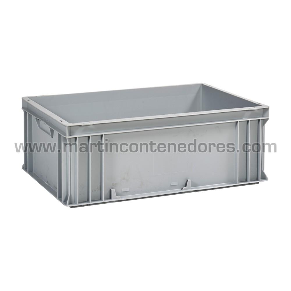 Bac plastique volume 40 litres