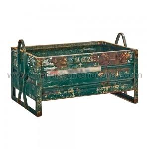 Steel box 1200x800x750/450 mm