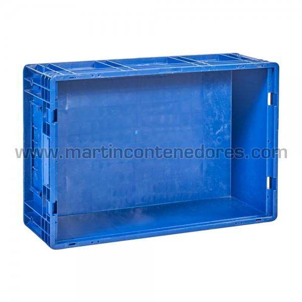 Caja plástica 600x400x220 mm