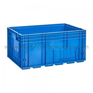 Plastic box 600x400x290 mm