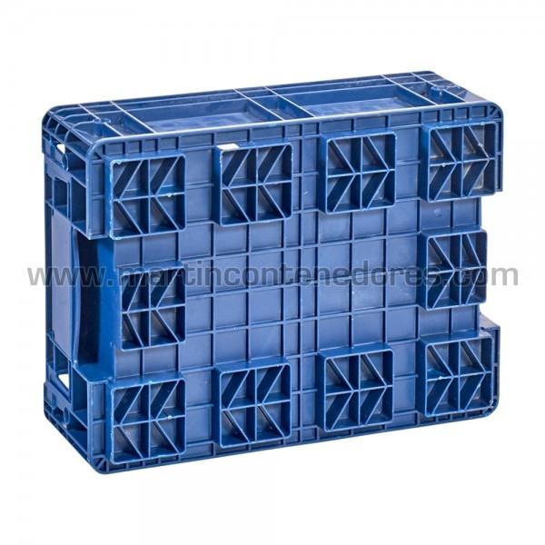 Cajas dispone de base reforzada