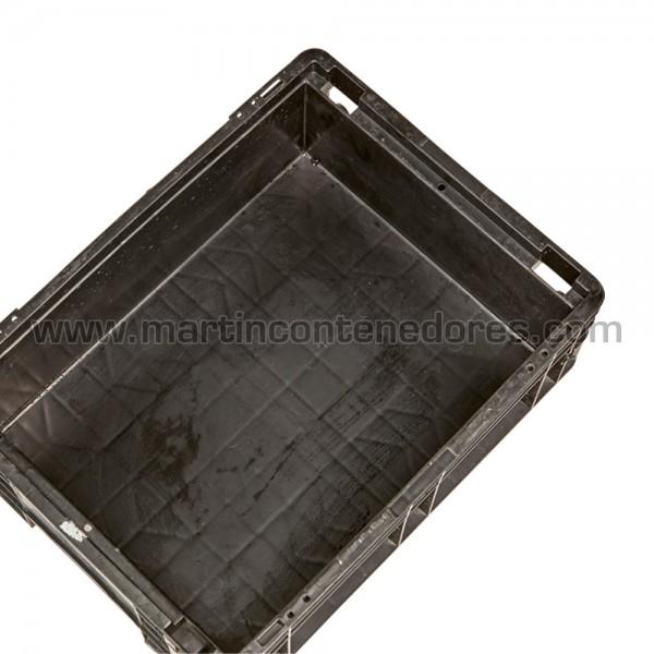 Caja plástica 400x300x150 mm