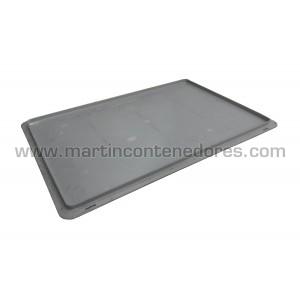Tampas para caixas 600x400 mm