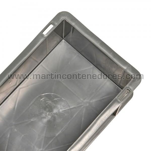 Bac plastique euronorm poids à vide 0,91 kg