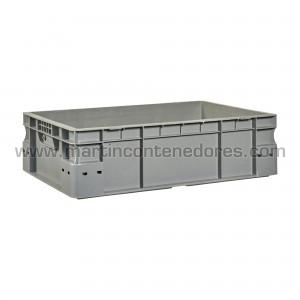 Caixa plástica 600x400x170 mm