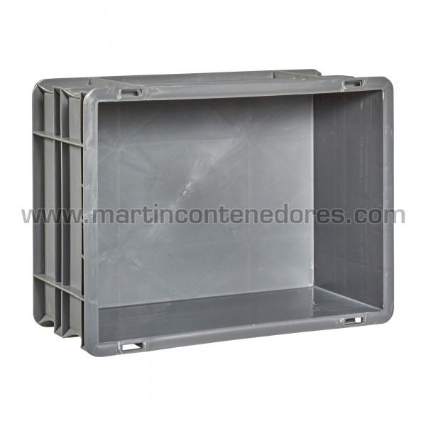 Caisse plastique euronorm volume 15 litres