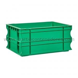 Plastic box 400x300x170/166 mm