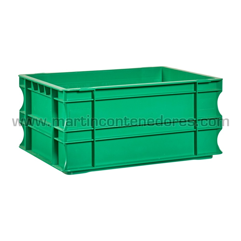 Caisse plastique euronorm étanche