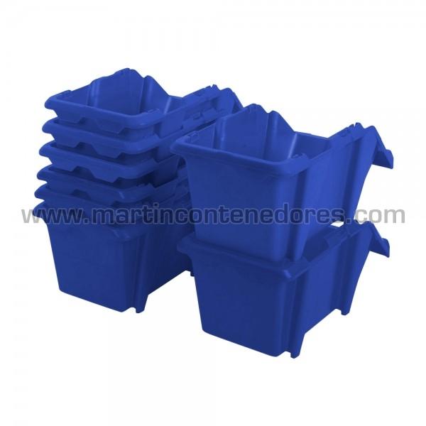 Gaveta plástica encajable