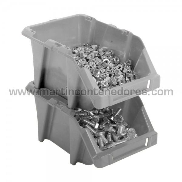 Bac à bec plastique poids à vide 0,16 kg