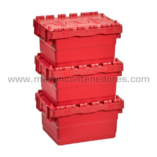 Caja encajable 400x300x200/185 mm