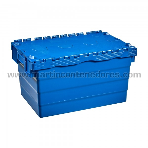 Bac de rangement plastique hauteur utile 300 mm