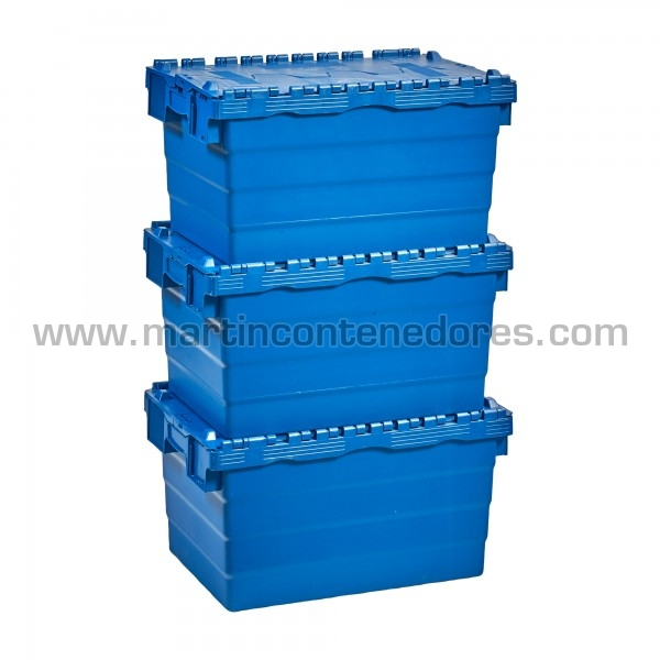Caixa  Plástica com altura de 320 mm