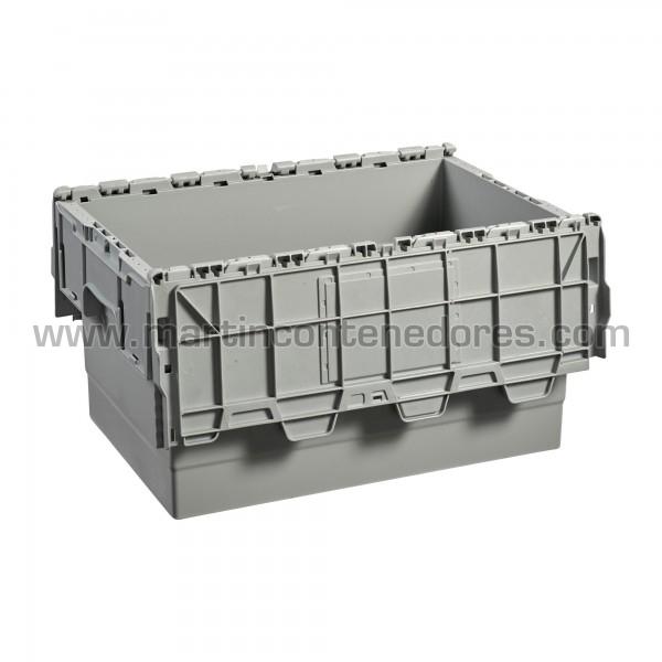 Caja de alta resistencia estructural