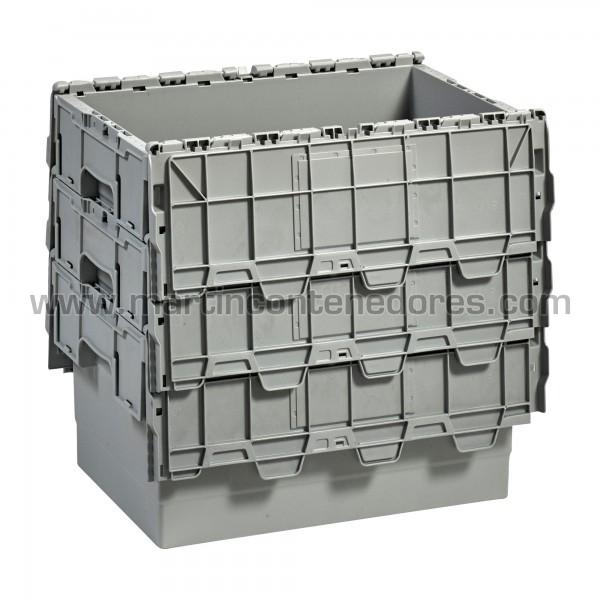 Caja encajable dispone de tapa