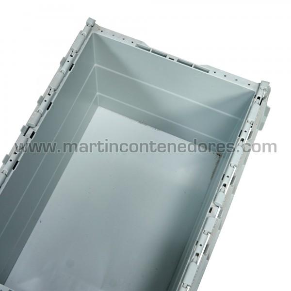 Caja plástica fabricado en polipropileno