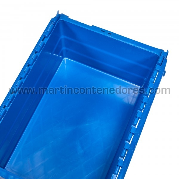 Bac de rangement plastique emboitables étanche