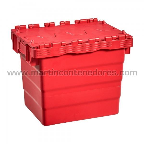 Caja plastica fabrica en polipropileno estanco nueva