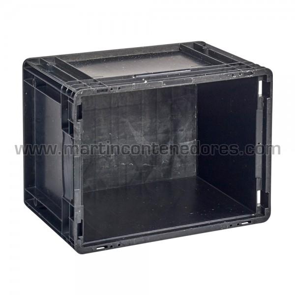 Caja R-KLT-ESD con base reforzada ocasión