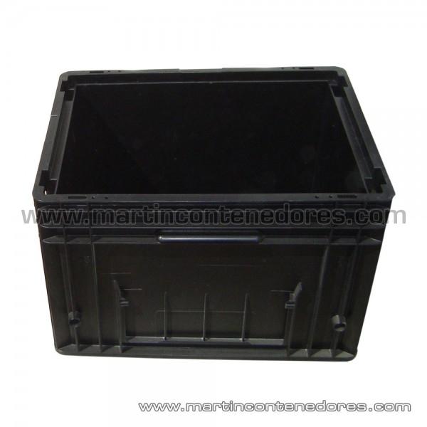 Cajas plasticas con base reforzada